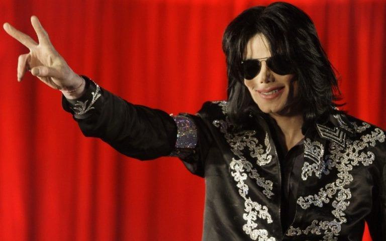 "Michael Jackson, ""Ο βασιλιάς της POP"", 1958 – 2009."