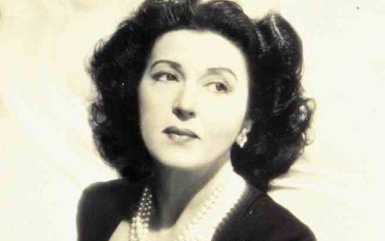 Κατίνα Παξινού, βραβευμένη με Όσκαρ ηθοποιός, & τραγωδός παγκοσμίου βεληνεκούς.