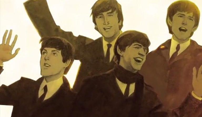 """Beatles, η γέννηση ενός θρύλου""."