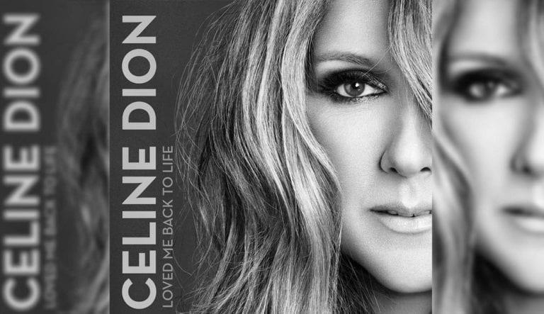 """""""Loved Me Back To lIfe"""" – Celine Dion."""