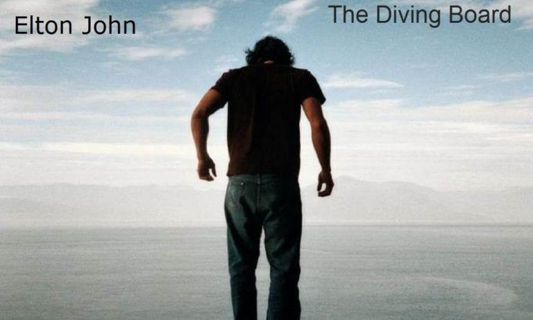«The Diving Board» – Elton John.