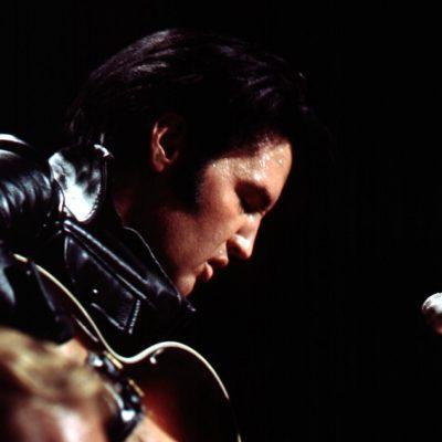 O Elvis Presley, ο Βασιλιάς της Ροκ Εν Ρολ, «The King».