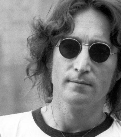 Ο John Lennon, ένας από τους Beatles, γνωστός ως ο ειρηνοποιός του 20ου αιώνα.