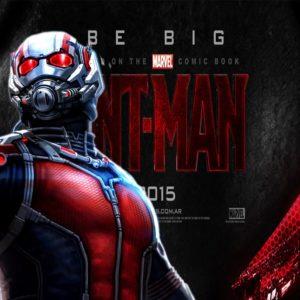 «ANT-MAN» – Αντ – Μαν.