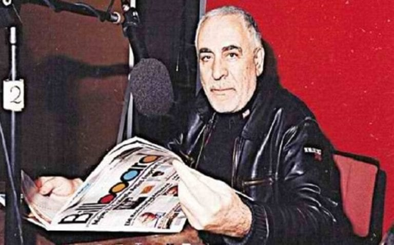 Γιάννης Πετρίδης, ο δάσκαλος της ξένης μουσικής.