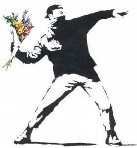 """Ραδιενεργά γκράφιτι από τον Banksy - """"Wall and piece"""""""