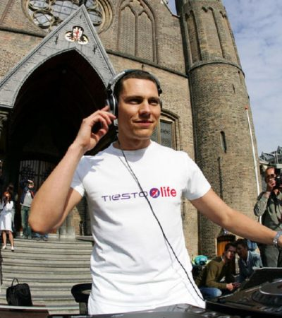 Dj Tiesto, ο άνθρωπος της Electronic Dance Music.