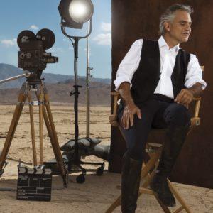 «Cinema» – Andrea Bocelli.