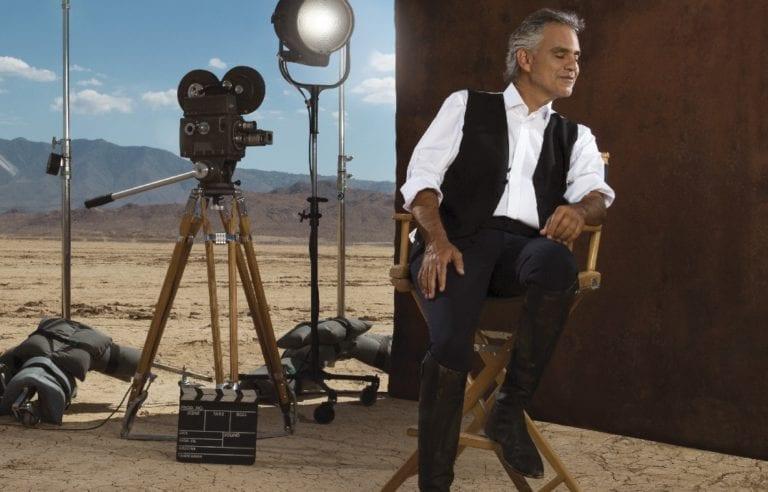 """""""Cinema"""" – Andrea Bocelli."""