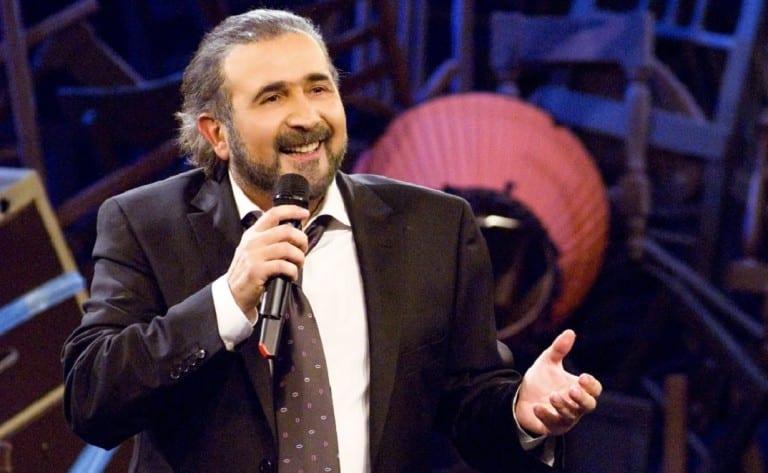 Λάκης Λαζόπουλος και Ράδιο Αρβύλα, τα 2 φαινόμενα της τηλεόρασης.
