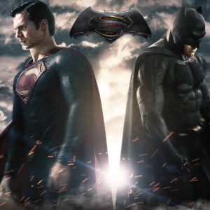 Batman V Superman: Dawn Of Justice.
