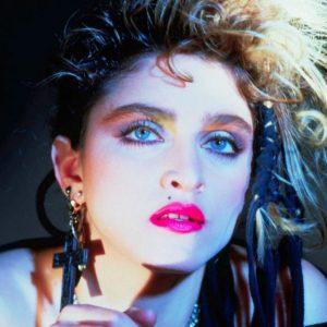 Madonna, η βασίλισσα της ποπ μουσικής σκηνής.