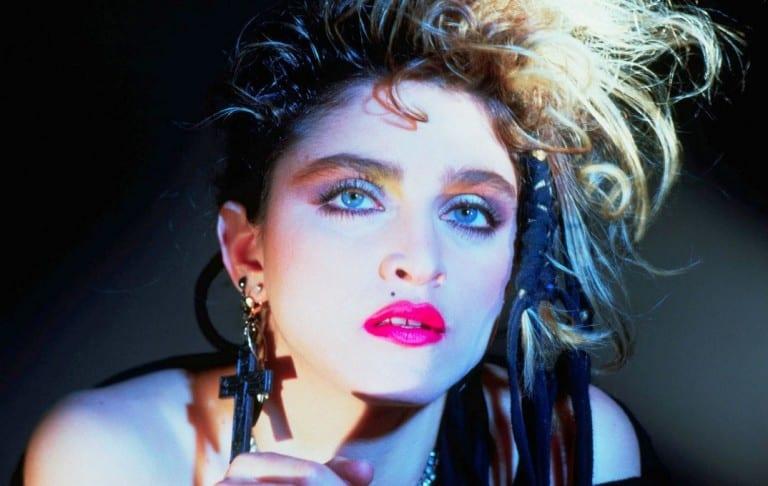 """Madonna, """"η βασίλισσα της ποπ"""" μουσικής σκηνής."""