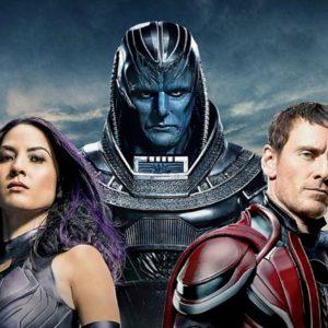 X-Men: Apocalypse.