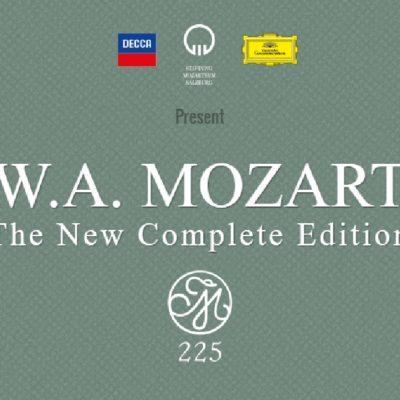«Mozart 225: The New Complete Edition» η ευφυΐα της κλασικής μουσικής.