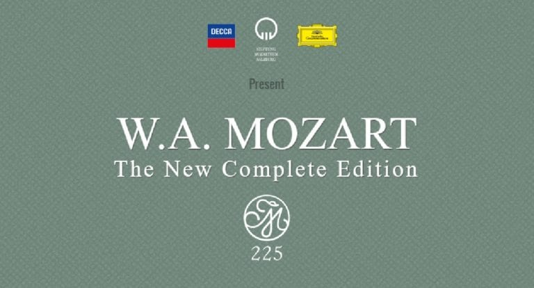 """Mozart 225: The New Complete Edition"" η ευφυΐα της κλασικής μουσικής."
