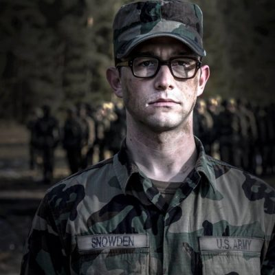 Snowden – Σνόουντεν.