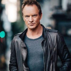 «57th & 9th» – Sting.