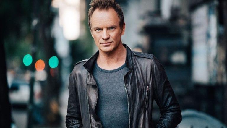 """57th & 9th"" – Sting."