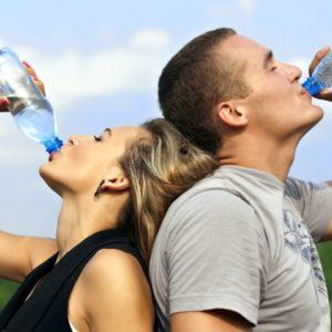 Οι λειτουργίες του νερού στο ανθρώπινο σώμα.