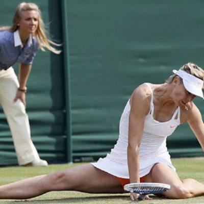 Επιδημιολογία τραυματισμών στο τένις.