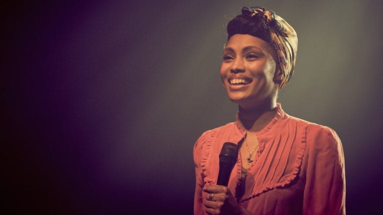 Imany΄s life based on faith, sincerity, love…