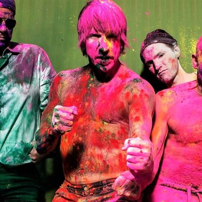 «The Getaway» – Red Hot Chili Peppers.