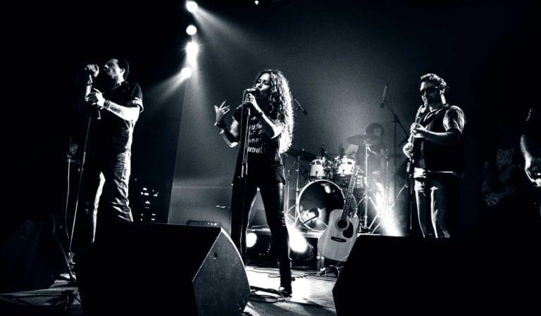 The Rockin' Dead, η εναλλακτική Rock μπάντα με επιρροές από όλο το φάσμα της Rock και άλλων ειδών όπως, Metal, Punk, Blues, Hip Hop.