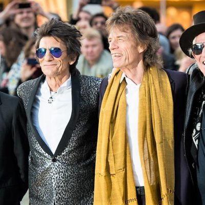 «Blue & Lonesome» – Rolling Stones.