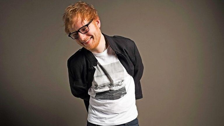 """""""Divide"""" – Ed Sheeran."""