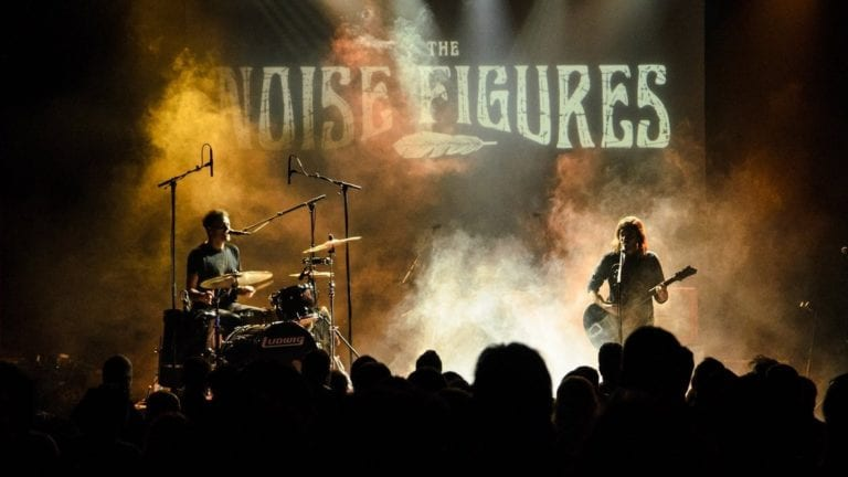"The Noise Figures – ""Telepath""."