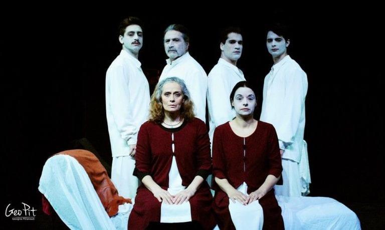 «Το τελευταίο παιχνίδι» σε σκηνοθεσία του Γιώργου Χριστοδούλου στο θέατρο Έαρ Βικτώρια.