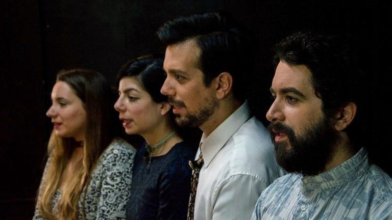 Είδαμε την παράσταση «Ευγενία Ντε Φρανβάλ» στο Vault.