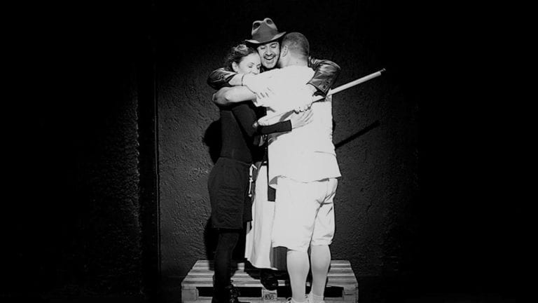 """Είδαμε την παράσταση """"Η τρικυμία"""" του Ουίλλιαμ Σαίξπηρ στο θέατρο Άβατον."""