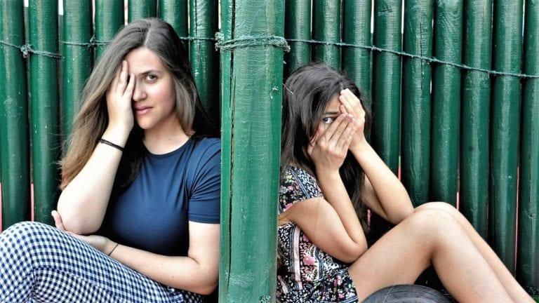 """""""Ντροπή"""" ονομάζεται το φωτογραφικό Project FEELINGS στο νπολυχώρο Vault."""