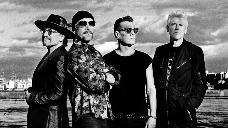 U2 – Ο Μπόνο και η παρέα του.