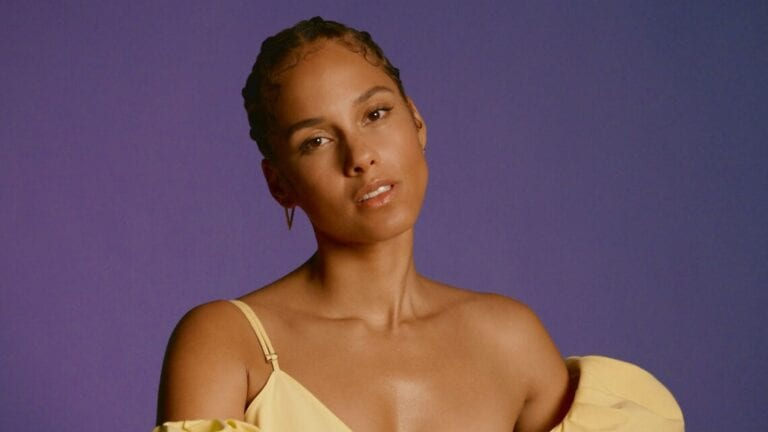 """Alicia"" – Alicia Keys."